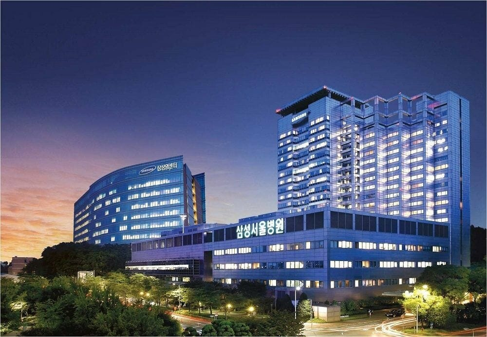 Samsung 2 - Медицинский центр SAMSUNG