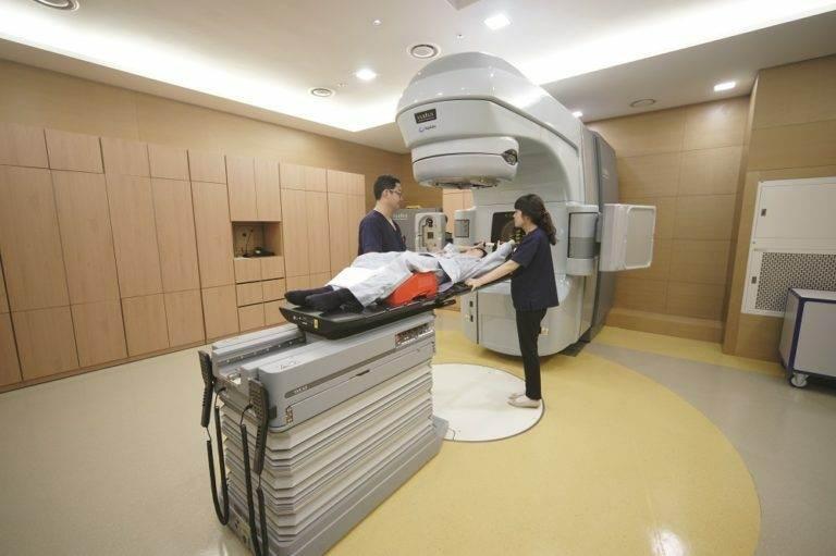 Брахитерапия в Корее
