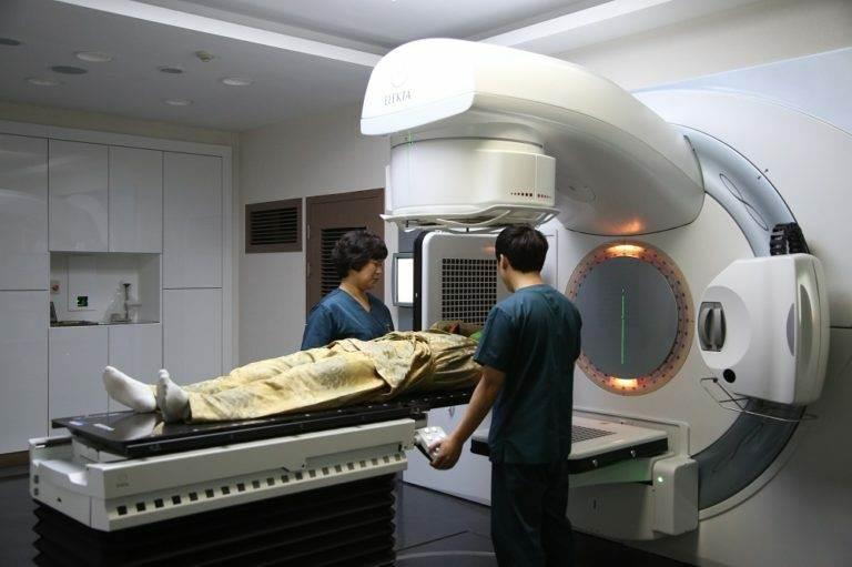 Лечение неходжкинской лимфомы в Корее