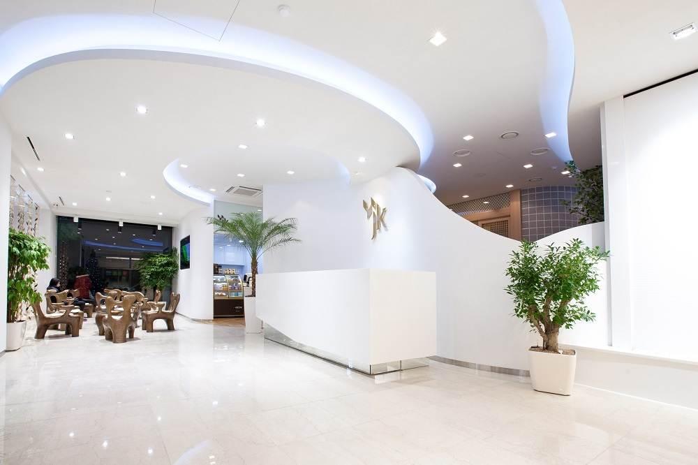 1f lobby jk hall 1 - Цены на пластическую хирургию в Корее