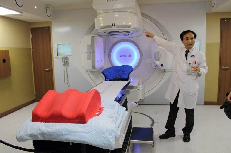 Лечение рака мозга в Корее