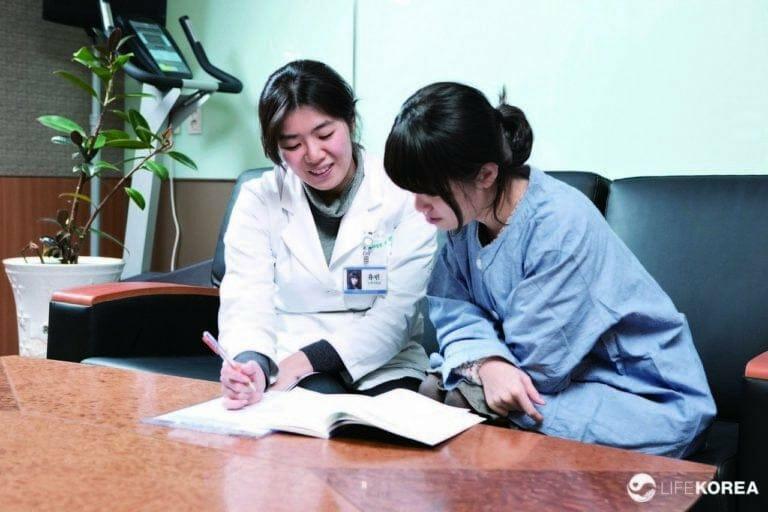 Лечение подагры в Корее