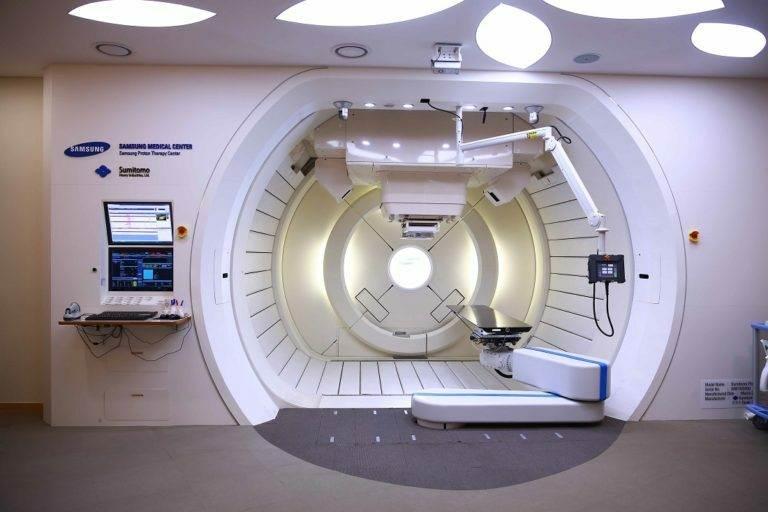 Протонная терапия в Корее