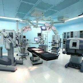 Оборудование для лечения онкологии в Корее