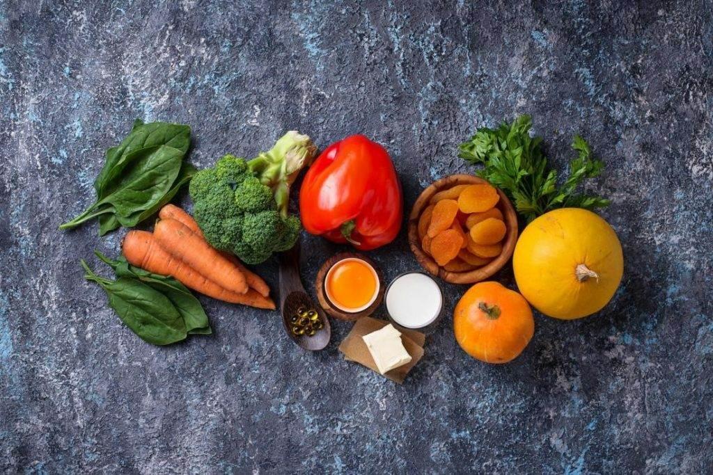 vitamin a 1024x683 - Помогает ли витамин А снизить риск развития рака кожи?