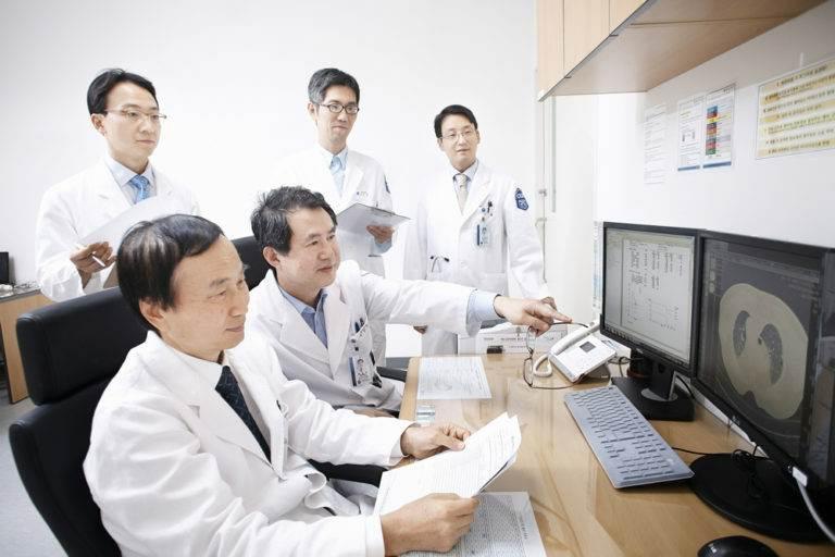 Лечение рака костей в Южной Корее