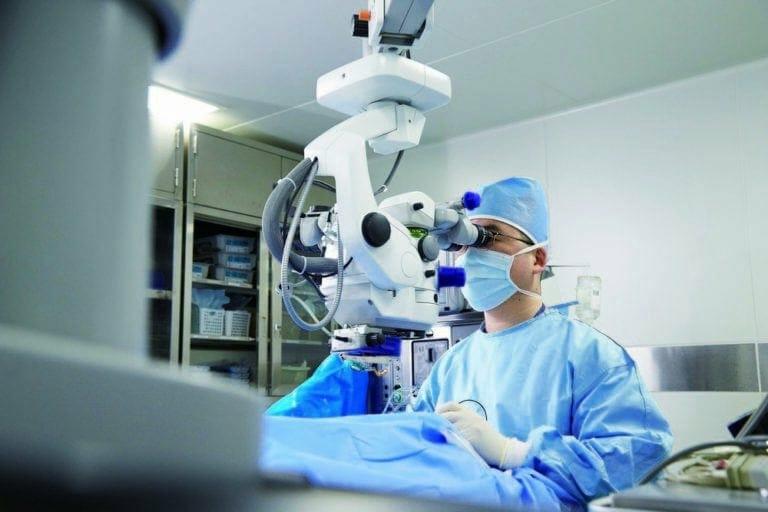 Фемтосекундная лазерная коррекция зрения СМАЙЛ