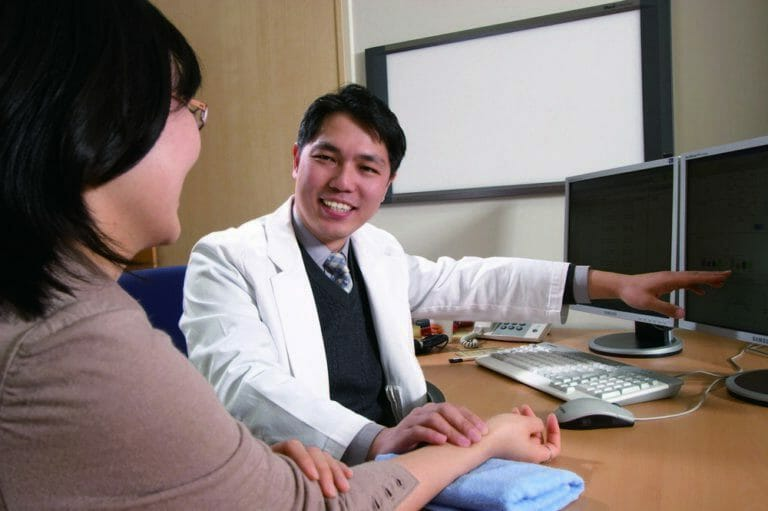 Лечение кисты яичников в Южной Корее
