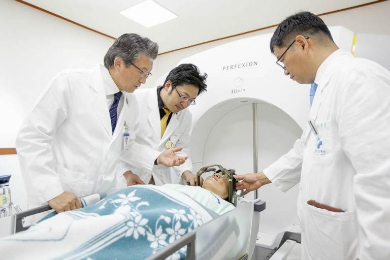 Лечение опухоли головного мозга в Южной Корее