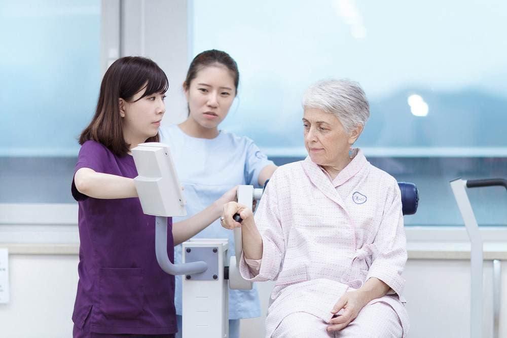 zue3 - Лечение полинейропатии в Южной Корее