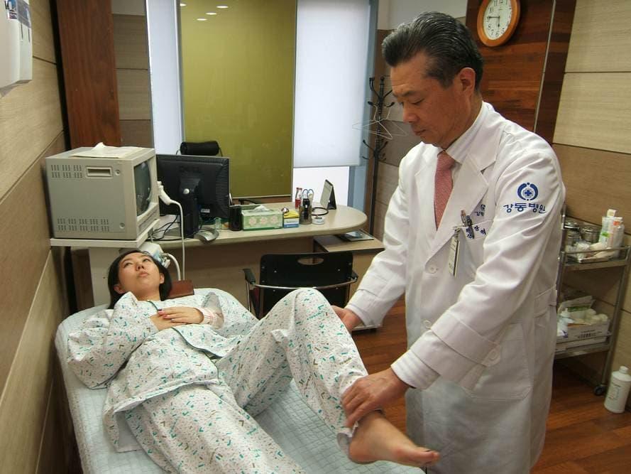 foto 313 - Лечение травм мениска в Южной Корее