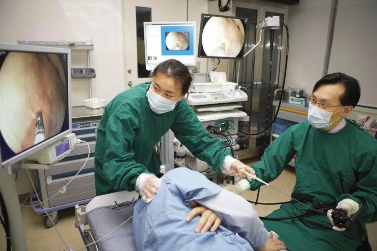 Лечение плечевых сухожилий в Южной Корее