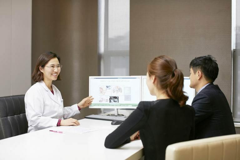 Экстракорпоральное оплодотворение в Южной Корее