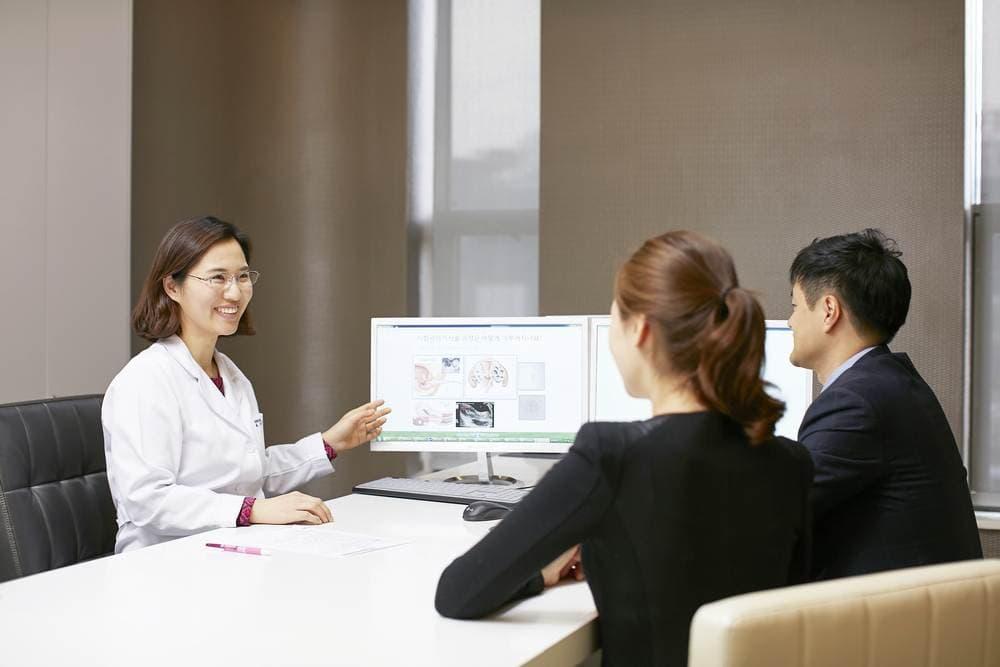 sh eg l - Экстракорпоральное оплодотворение в Южной Корее
