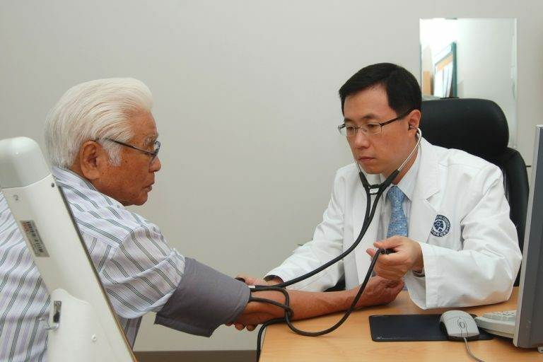 Лечение гипертонии в Южной Корее