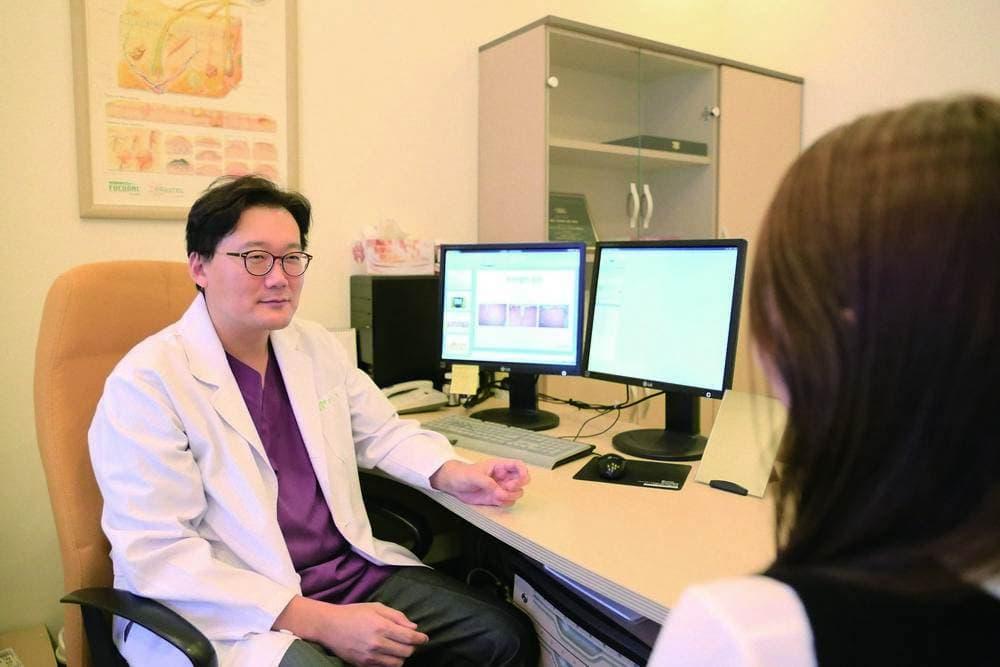 Dermatolog - Лечение базалиомы в Южной Корее