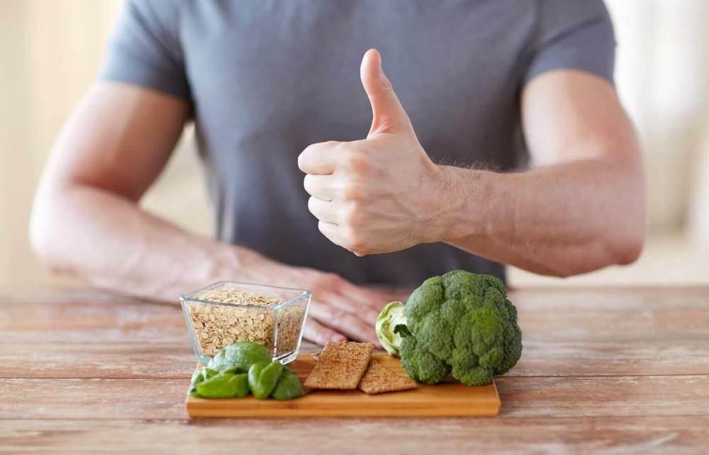 testosteron - Дефицит тестостерона и обезжиренные диеты
