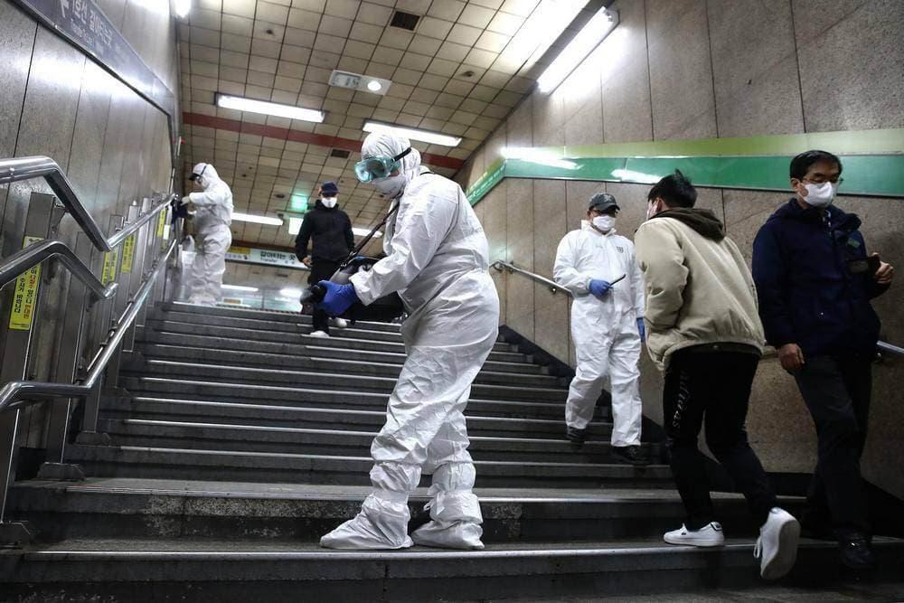 5e4fa706fee23d087a42b1c4 - Как Южная Корея выровняла кривую коронавируса у себя