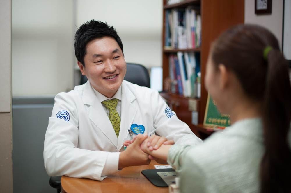 Diagnostika pulsovaya 1 - Лечение нефункциональной аденомы гипофиза в Корее