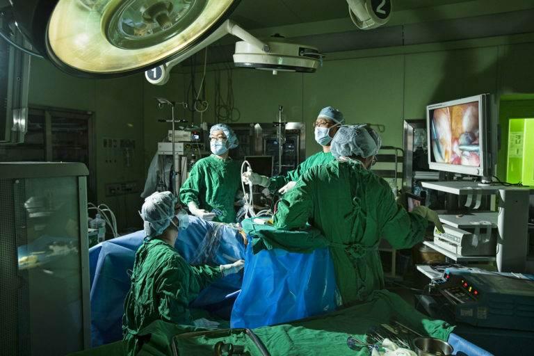 Удаление аппендицита в Южной Корее