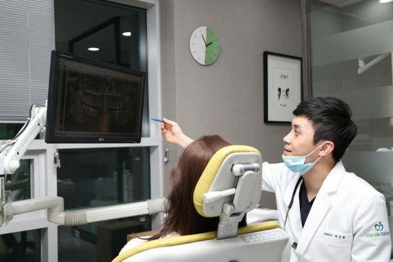 Лечение дисфункции ВНЧС (височно-нижнечелюстного сустава) в Южной Корее