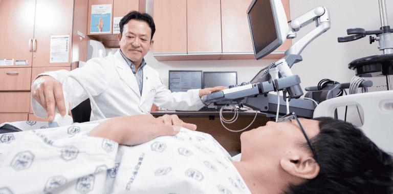 Лечение кисты надпочечника в Южной Корее