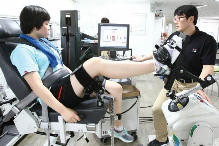 Эндопротезирование коленного сустава в Корее