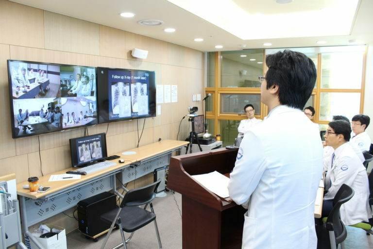 Достигнуто 300 случаев проведения сердечной ресинхронизирующей терапии Центра аритмии МЦ Самсунг