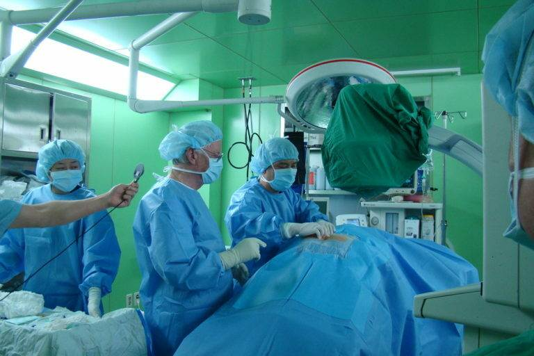 Лечение ишемической болезни сердца в Корее
