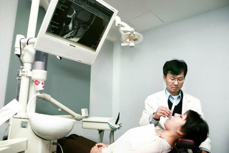 Лечение полипозного синусита в Корее