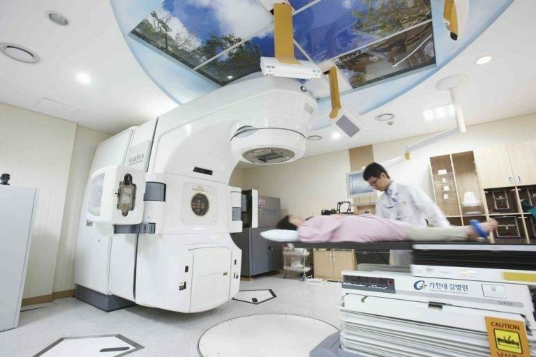 Лечение рака яичников в Корее