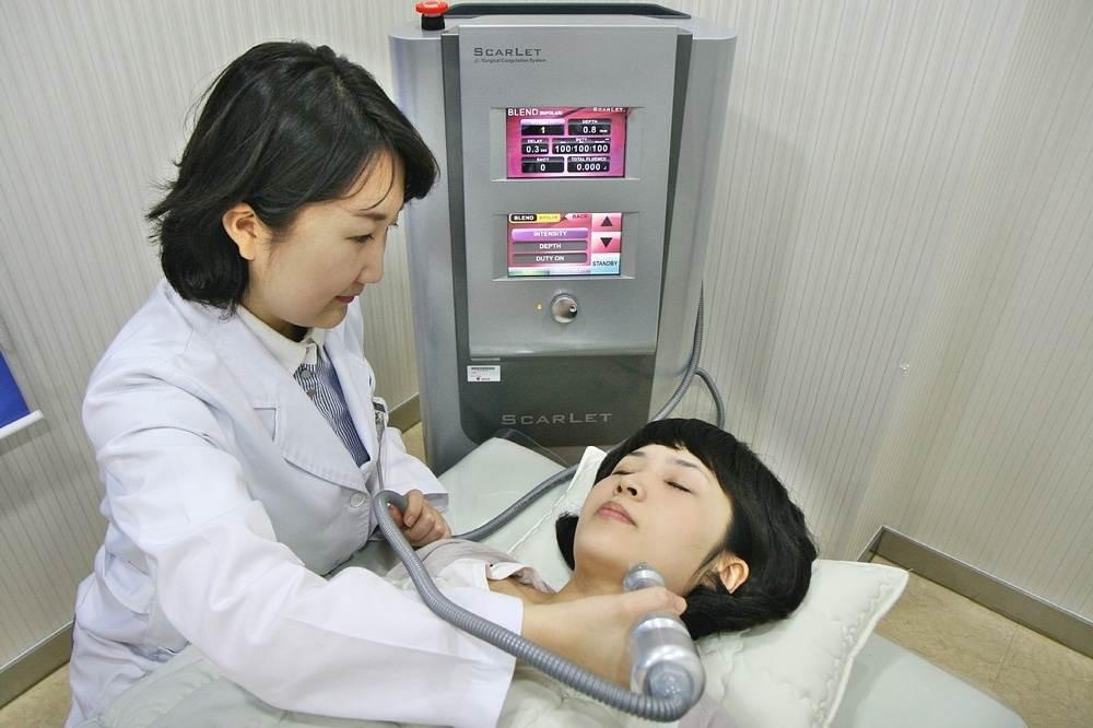 Kosmetologiya - Фейслифтинг (подтяжка лица) в Южной Корее