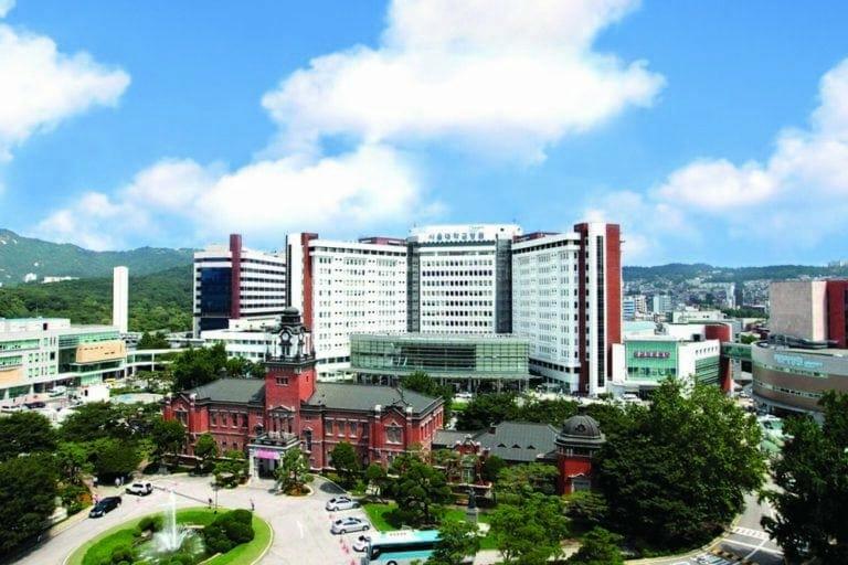 Сеульская национальная университетская больница — Международный институт вакцин, сотрудничество клинических испытаний вакцины от COVID-19 внутри страны