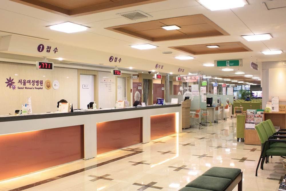 01  - Интимное омоложение в женской больнице Сеул