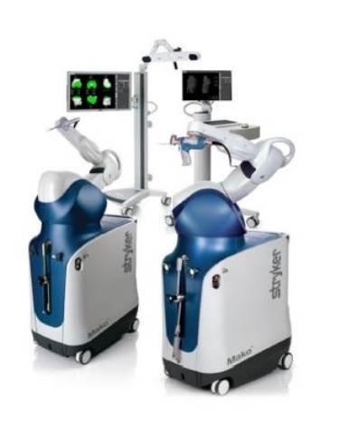 Robot - Роботизированная замена суставов - высокая точность и стабильность искусственного сустава