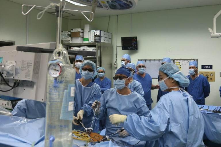 Пересадка печени в Корее. Статистические данные за 15 лет