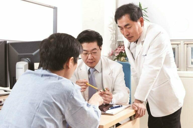 Лечение рака простаты методом радикальной простатектомии в Корее