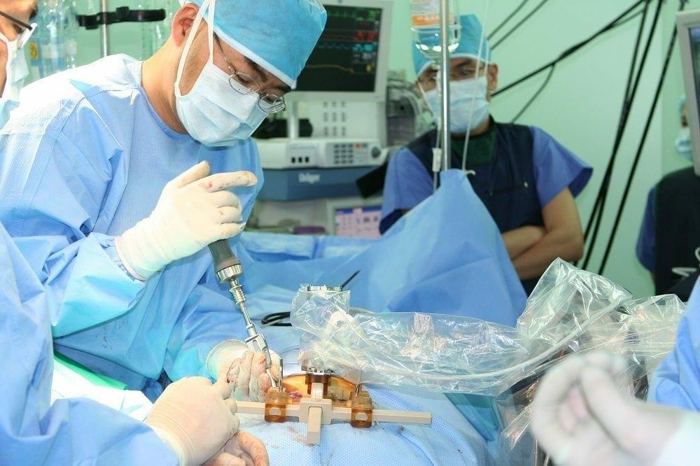 лапароскопическая резекция при трансплантации печени