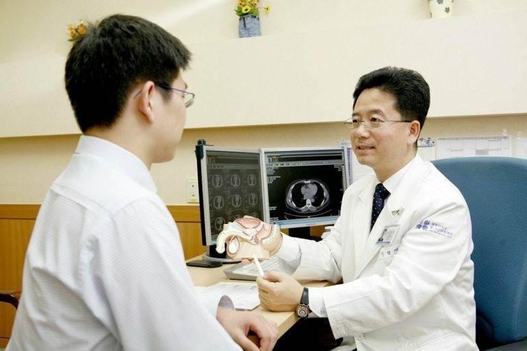 Брахитерапия при раке простаты в Корее
