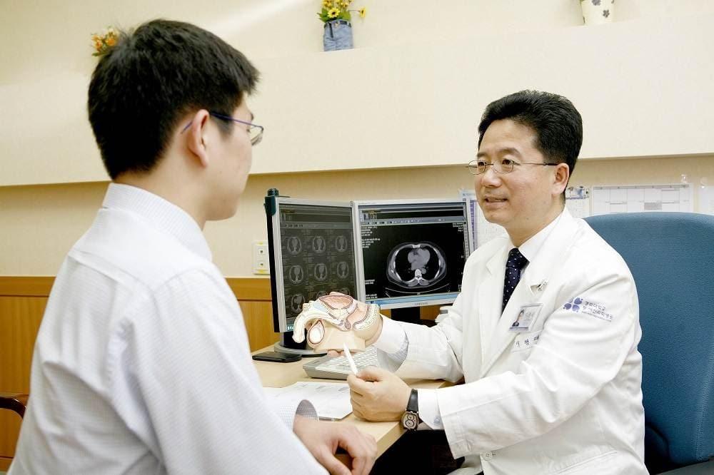 Foto 421 - Брахитерапия при раке простаты в Корее
