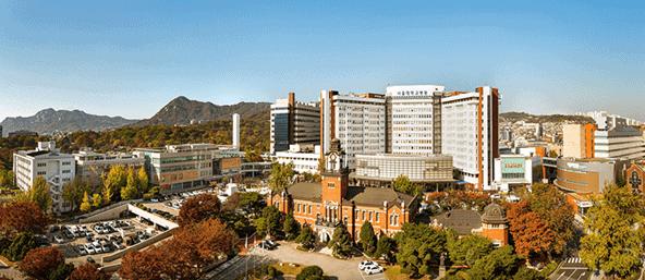 Больница SNUH заняла первое место в рейтинге