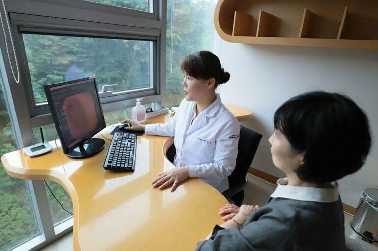 Интервью с диагностическим центром SUN в городе Тэджон