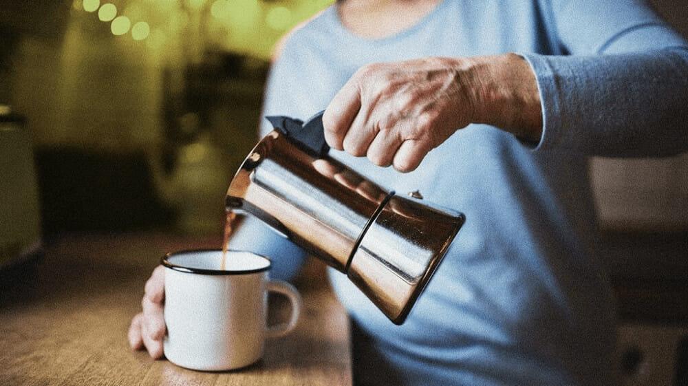 kofe i parkinson - Кофе и болезнь Паркинсона - какая связь?