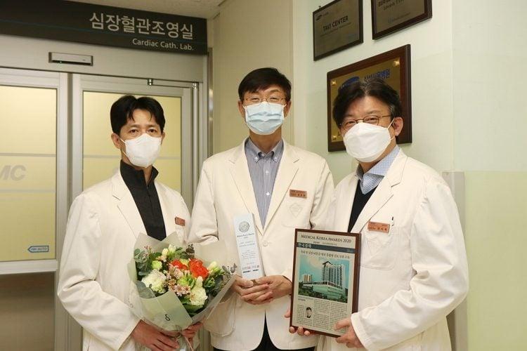 Институт сердечно-сосудистых и цереброваскулярных заболеваний МЦ Самсунг покоряет новые вершины