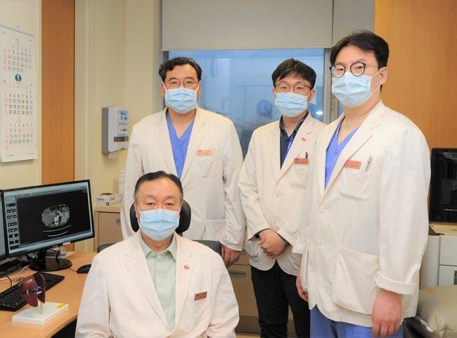 Лапароскопическая пересадка печени в Корее